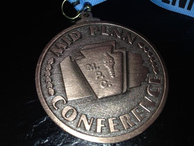 Mid Penn Medal