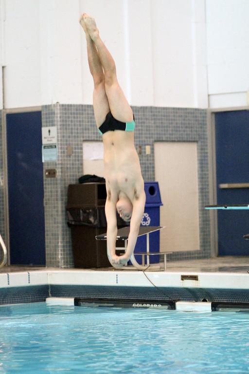Matt Mullen Diving