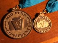 Mid Penn Medals